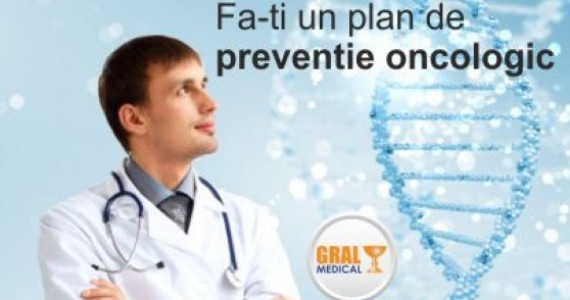 Diagnostic preventiv oncologic, oferta limitata